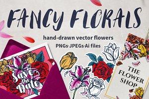 Fancy Florals