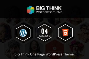 BIG THINK Multipurpose WP Theme