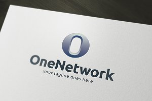 One Network Logo Template