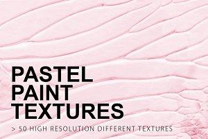 Pastel Paint Textures