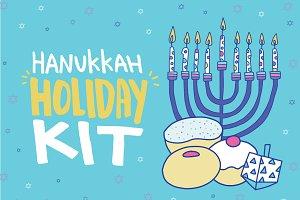 Hanukkah Holiday Kit