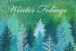 Winter Foliage Kit