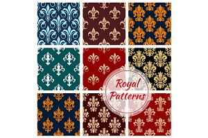 Royal patterns set