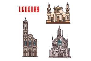 Uruguay travel landmarks