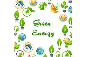 Green Energy environment