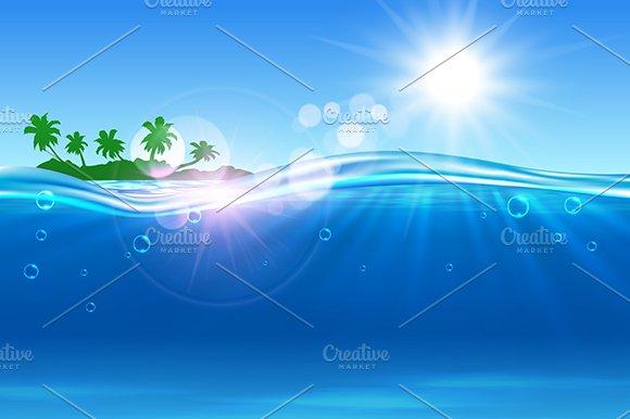 Tropical Island Sun: Carousel Caribbean Island Resort » Designtube