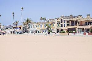 Beachside Town