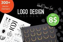 Logo Design Element Kit