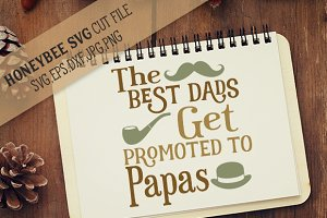 Best Dads Get Promoted to Papas