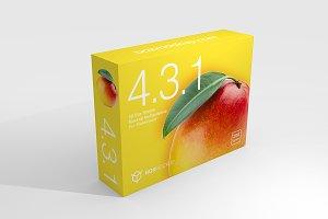 4.3.1 Simple 3D Box Mockup