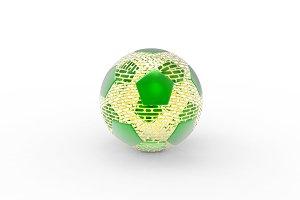 soccer ball for sport equipment