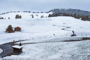 Morning Alpe di Siusi TIF