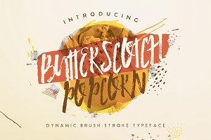 Butterscotch Popcorn Script