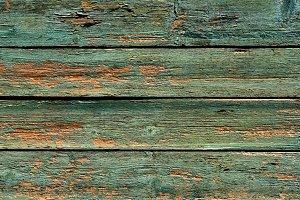 Horizontal Painted Planks