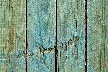 Damaged Wooden Planks