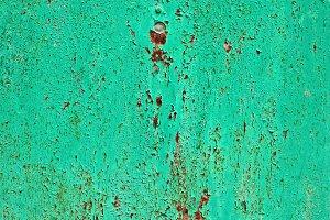 Vertical Green Grunge Texture
