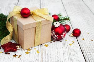 Chritma gift box