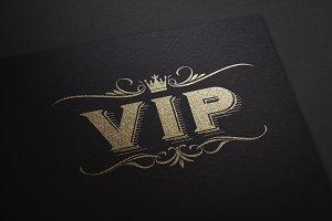 VIP Stock Logo