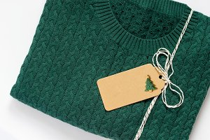 Christmas sweater as a gift 2