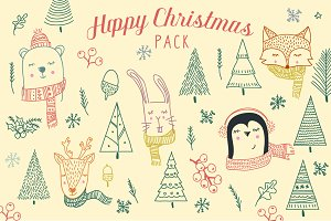 Happy Christmas Pack