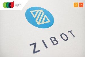 Zibot - Logo Template