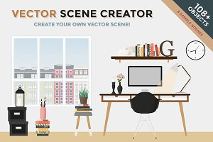 Vector Scene Creator