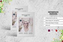 Metropolist Magazine