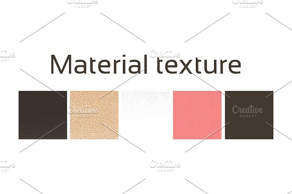 Material texture