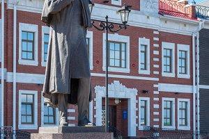 Yoshkar-Ola city, Russia