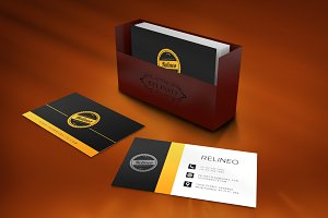Business Card Mock-up#2