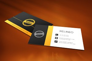 Business Card Mock-up#3