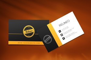 Business Card Mock-up#4