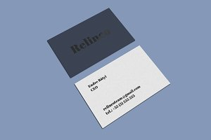 Business Card Mock-up#6