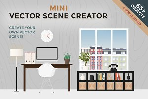 Mini Vector Scene Creator