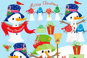 Christmas Snowmen, 1512