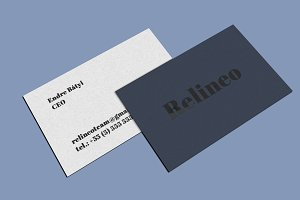 Business Card Mock-up#8