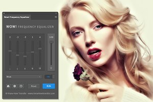 Wow! Frequency Equalizer Plugin