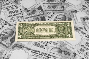 US Dollar vs Indian Rupees