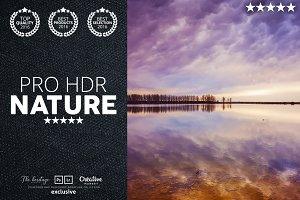Pro HDR Nature 60 Lightroom Presets