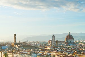 Florence Old Town, Italy