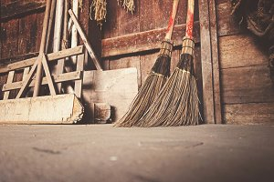 Old Brooms