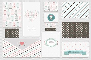 Wedding card & invitation design