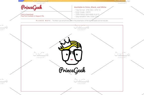 Prince Geek
