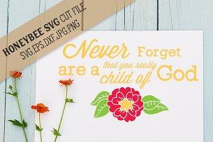 Child of God Flower