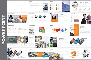 StarPro PowerPoint Template