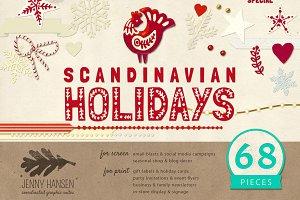 GraphicsBundle: ScandinavianHolidays