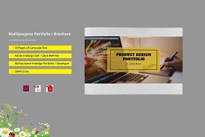 A5 Multipurpose Portfolio