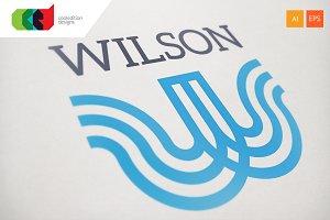 Wilson - Logo Template