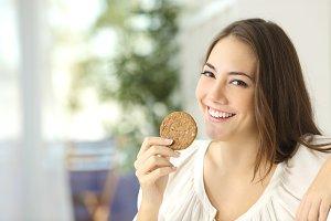 dietetic cookie