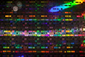 Colorful Wafer Texture v3